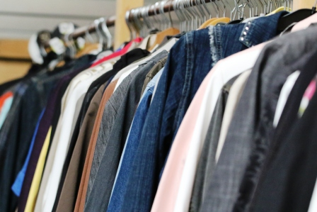 Gratis kleding voor u en jou
