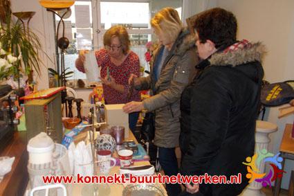 Foto impressie Rommelmarkt 9 maart 2019